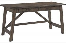 """Johurst Gray 60"""" Home Office Desk"""
