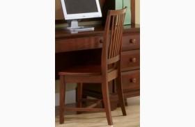Hamilton/Franklin Cherry Desk Chair