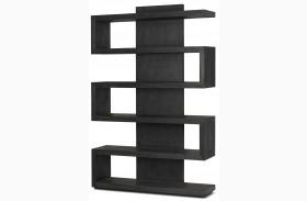 Harrison Mink Bookcase
