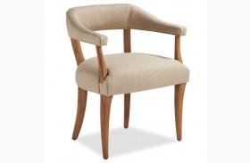 Ibiza Sienna Brown Arm Chair