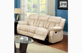 Barbado Ivory Reclining Sofa