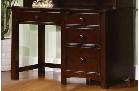 Omnus Dark Walnut Desk