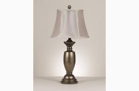 Ruth Metal Table Lamp Set of 2