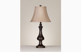 Nidra Metal Table Lamp Set of 2