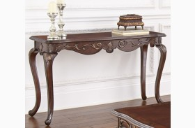 Lisburn Gold Tipping Sofa Table