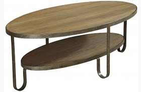Barstow Brown Coffee Table