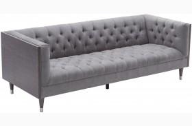 Bellagio Mist Fabric Sofa