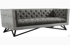 Regis Grey Sofa