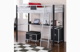LeClair Twin Loft Bed