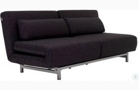 LK06-2 Black Fabric Premium Sofa Bed