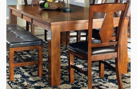 Lakewood Medium Oak Extendable Rectangular Dining Table