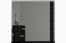 Vivente Lustro Black High Gloss Mirror