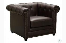 Barrington Brown Brown Arm Chair