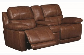 Pinnacle Evo System Power Glider Console Loveseat