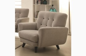 Maguire Light Gray Chair