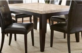 Monarch Cordovan Dark Cherry Rectangular Dining Table