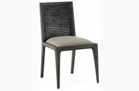Messina Rattan Smokey Brown Dining Chair