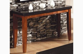 Granite Bello Medium Cherry Sofa Table