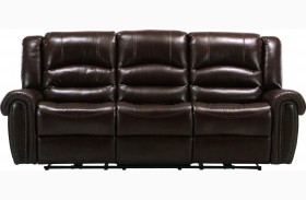 Gershwin Java Dual Power Reclining Sofa