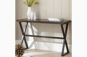 Omaha Dark Cherry Sofa Table