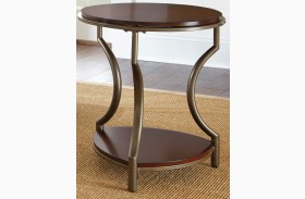 Maryland Medium Cherry End Table