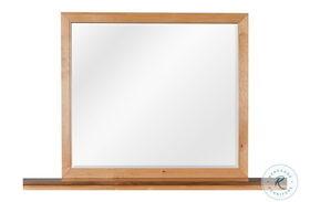 Modway Warm Walnut Mirror
