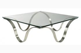 Murano Silver Coffee Table