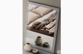 New York Gray Mirror