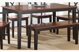 Kingston Medium Oak Rectangular Dining Table