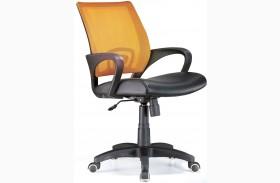 Officer Office Tangerine Chair