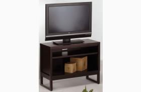 Athena Dark Chocolate TV Stand