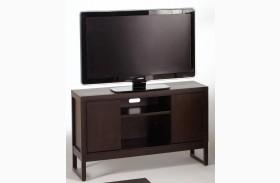Athena Dark Chocolate TV Console