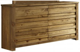 Melrose Driftwood Drawer Dresser
