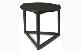 Palmer Mink Modern End Table