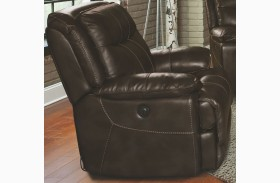 Phoenix Truffle Power Recliner