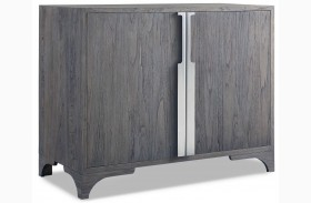 Palmer Wood 2 door chest