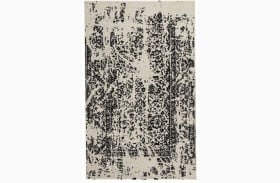 Jag Black and White Medium Rug