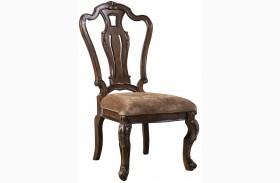 Rochelle Chestnut Side Chair