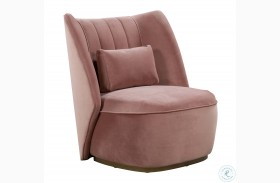 Reiko Blush Lounge Chair