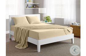 Basic Sand Twin Bedding Set