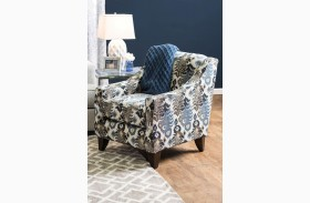 Pennington Floral Pattern Chair