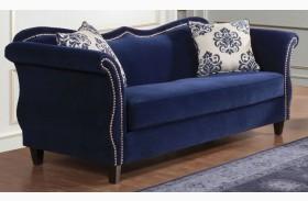 Zaffiro Royal Blue Sofa