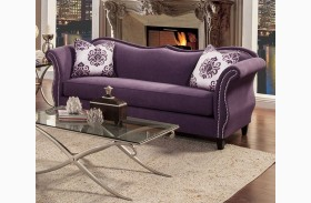 Zaffiro Lavender Sofa
