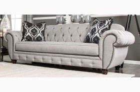 Viviana Gray Sofa