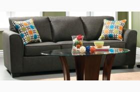 Playa Gray Fabric Sofa
