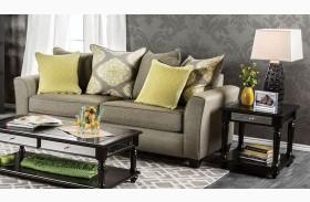 Macroom Gray Sofa