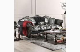 Ronja Black Sofa
