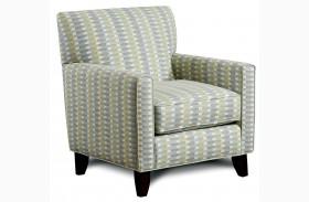 Brubeck Block Pattern Chair