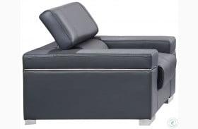 Soho Grey Chair