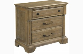 Stone Ridge Bedside Chest